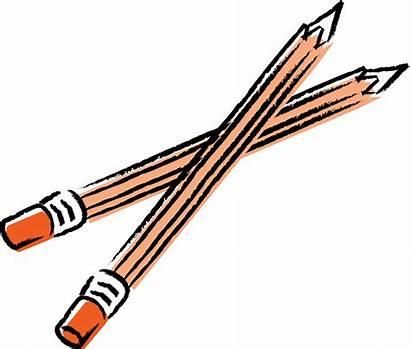 Pencil Clipart Vertical Writing Clip Write Advertisement