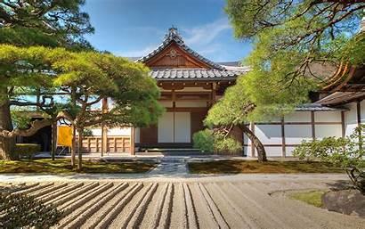 Garden Japanese Zen Gardens Resolution Wallpapers 1080p