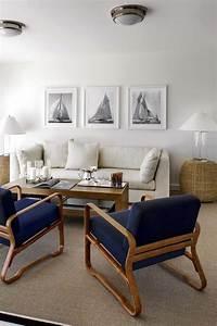 Deco Maison Bord De Mer : d co bord de mer chic chambre maison salon salons living rooms and room ~ Teatrodelosmanantiales.com Idées de Décoration