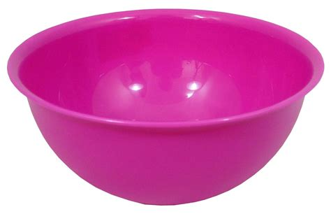 56 Clear Plastic Mixing Bowls, Square Clear Plastic