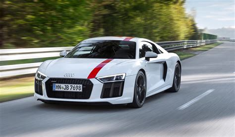 audi r8 audi r8 v10 rws debuts with rear wheel drive the torque