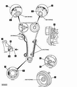 Nissan Almera 2003 Timing Chain