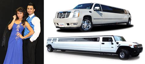 Prom Limo Packages by Proms Formals Russo Tux Dresses Limousine