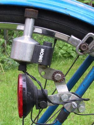 dynamo bike light dynamo generator lights fact vs fiction