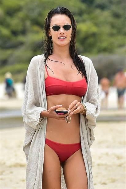 Alessandra Ambrosio Bikini Beach Ultimate Celebrity Leaks