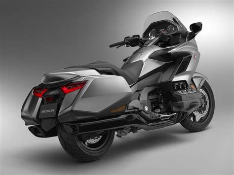 Honda Goldwing by 2018 Honda Gold Wing Now Even Your Bike Has Carplay