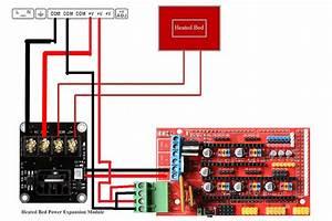 Installing External Mosfet Board To Ramps When Original