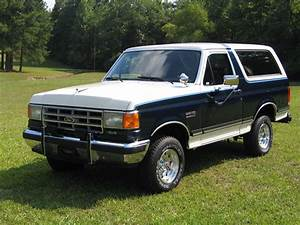 1988 Ford Bronco - Information And Photos