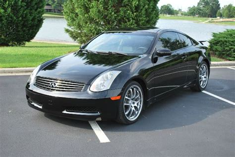 2005 Infiniti G35 Coupe 6mt