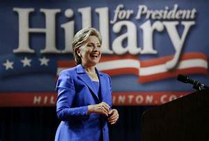 Security Resume Hillary Clinton Omits Failed Presidential Campaign On
