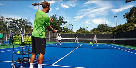 tennis club business february  tennis facility   month brookhaven country club