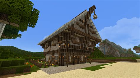 1000+ Images About Minecraft Haus Kunst On Pinterest