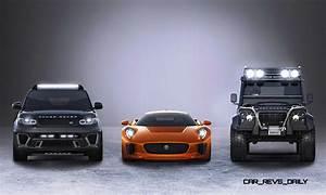 Land Rover Jaguar : jaguar land rover 007 spectre cars ~ Medecine-chirurgie-esthetiques.com Avis de Voitures