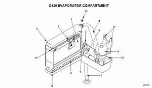 Manitowoc Qy0134a Ice Machine Parts Diagram