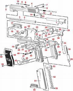 Sig Sauer P226 Parts