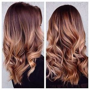 Caramel highlights | Oh la la hair | Pinterest