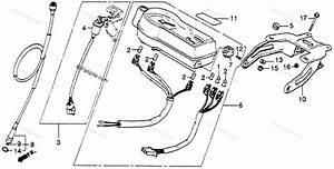 Honda Motorcycle 1979 Oem Parts Diagram For Speedometer