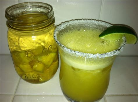 pineapple tequila pineapple infused tequila margarita mommy bistro