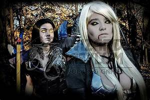 Sarkhan & Sorin from Magic: The Gathering Cosplay