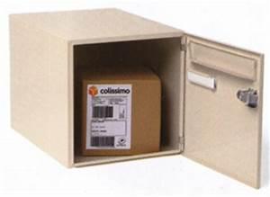 Boite Colis Poste Dimensions : en boite aux lettres ~ Nature-et-papiers.com Idées de Décoration