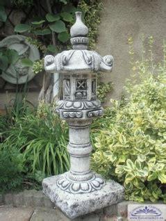 Für Japanischen Garten by Sa N1633 Kleine Steinlaterne Stupa Japanle Gartendeko