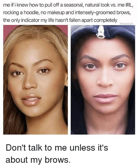 No Makeup Meme - makeup vs no makeup meme mugeek vidalondon