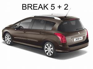Peugeot 308 Break Occasion : peugeot 308 sw break compact ~ Gottalentnigeria.com Avis de Voitures