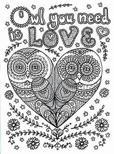 Owl Abstract Doodle Zentangle Paisley Coloring pages ...