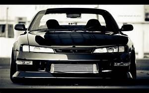 BN Sports Widebody S14 1995 Nissan 240sx Kouki front end