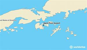 Sand Point Airport  Sdp