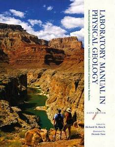 Laboratory Manual In Physical Geology By Dennis Tasa