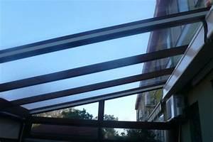 CoverOne Pergola con tetto trasparente