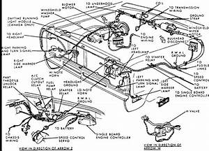 1989 Dodge Ram Fuse Diagram