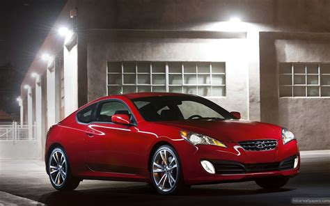 Hyundai Genesis Wallpaper by 2012 Hyundai Genesis Coupe Wallpaper Hd Car Wallpapers