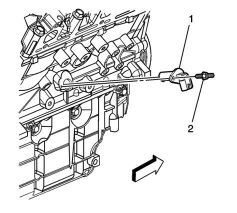 repair guides component locations crankshaft position sensor autozone