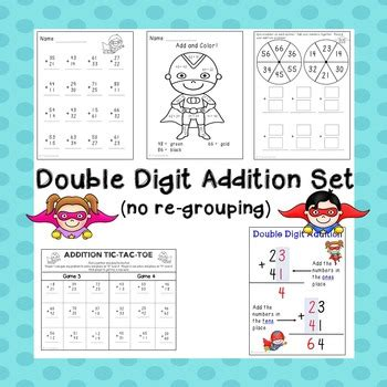 single digit vertical addition without regrouping digit addition without regrouping practice by 1st