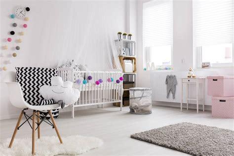 Kinderzimmer Gestalten Grau by Modernes Babyzimmer In Weiss Schwarz Grau Rosa Und Auch