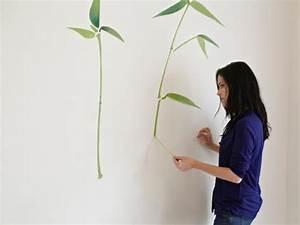 comment peindre un mur ombre bricobistro With comment peindre un mur tapisse