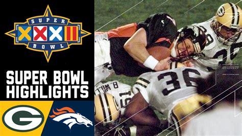 Super Bowl Xxxii Packers Vs Broncos 5 Top 10 Upsets