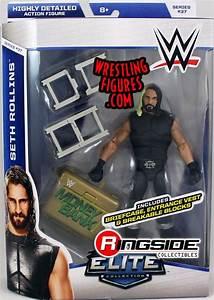 Toy Crazy: Mattel's WWE Elite Series 37 | America's White Boy