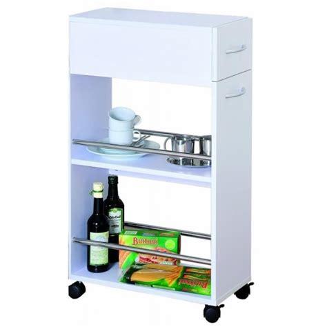 meubles de rangement cuisine meuble de rangement pour cuisine à roulettes achat