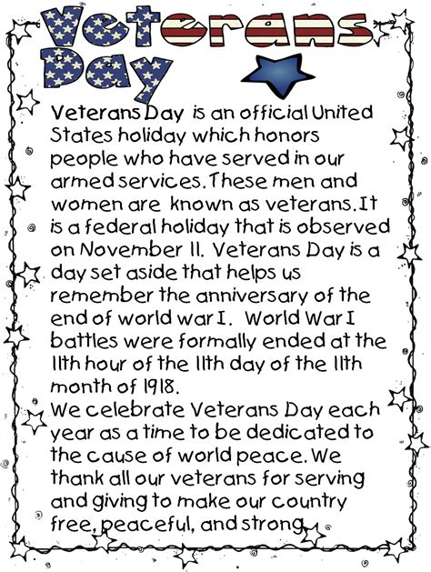 grade wow veterans day mini unit