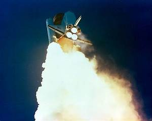 Challenger Space Shuttle Launch - Pics about space