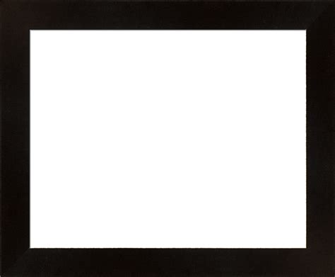 No Frames Picture 3 Piece Modern Cheap Home Decor Wall: Thin Black Shadowbox Frame Spartan I FramedIt