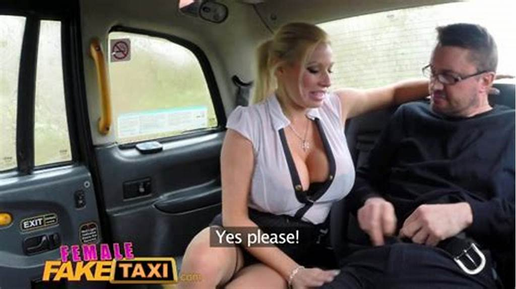 #Female #Fake #Taxi #Reporter #Receives #Hot #Sex #Scoop #And