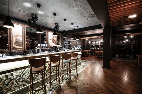 Industrialeclectic Restaurant And Events Venue In Craiova