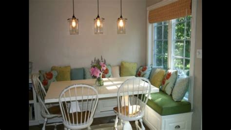 Beautiful Kitchen Banquette Seating Ideas