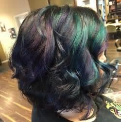 Oil Hair Color Photos