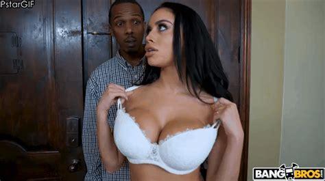 Big Tit Latina Fucks Brother