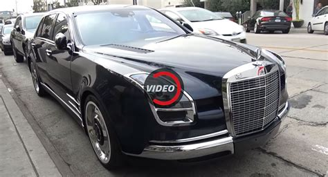 S600 Royale by Up With The One Mercedes S600 Royale